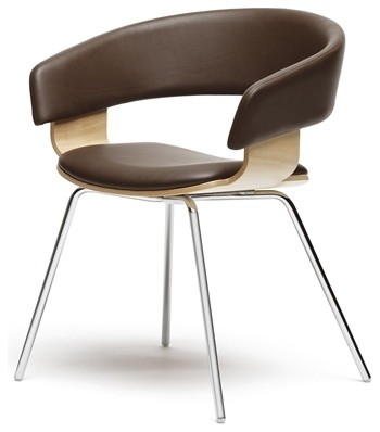 Mollie Chair by John Coleman from Allermuir contemporary dining chairs and benches