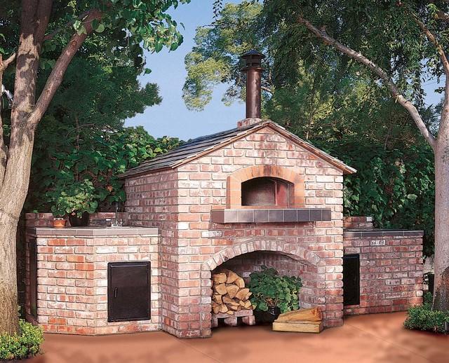 Mugnaini Outrdoor Wood Fired Ovens