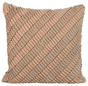 Jamie Young Co. Natural Loop Pillow traditional-pillows