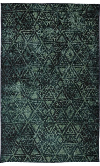 Mohawk Home Strata Eroded Color Multi Rug  X