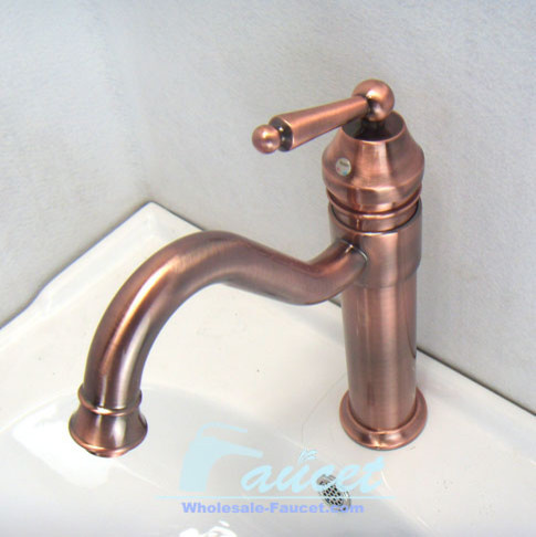 Antique Copper Bathroom Basin Faucet 5630c Contemporary Bathroom Faucets By Sinofaucet