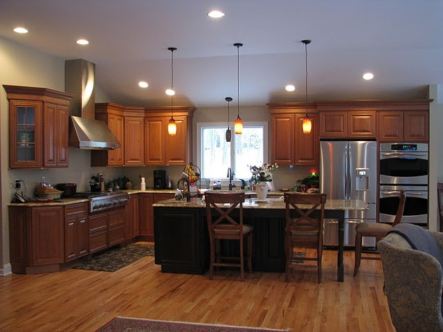 Cherry Cabinetry Traditional Kitchen Other Metro By Kitchens By Design