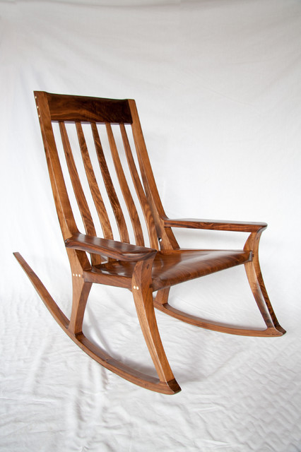 The Single Wide Rocking Chair - Contemporary - Rocking Chairs - by ...