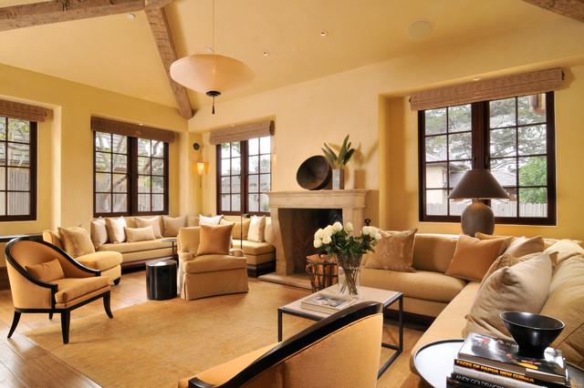 Italian Tuscan Style Home