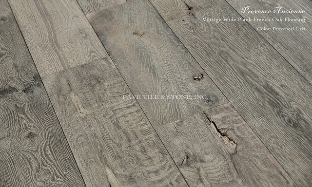 Provence Ancienne Wide Plank French Oak Flooring