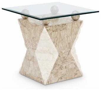 Vertex End Table modern-coffee-tables