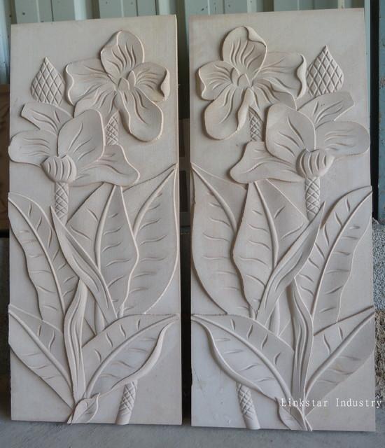Natural Sandstone 3d Wallart Tile Contemporary Wall