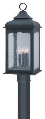 Henry Street Postmount by Troy Lighting lamp-shades