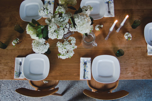 Sugarhouse Table modern-dining-tables