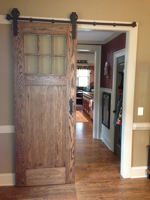 ... doors - Traditional - atlanta - by True Carpentry and Cabinetry