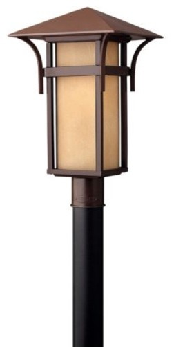 Harbor Post Mount contemporary-outdoor-lighting