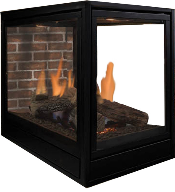 Majestic Clldvpsc Pearl Direct Vent Gas Fireplace Modern Fireplaces By Plumbersstock