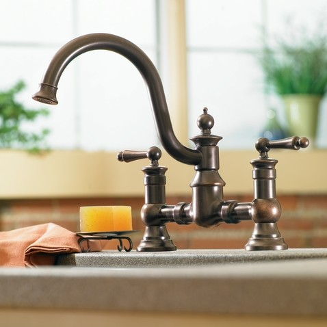 High Arc Kitchen Faucet Moen