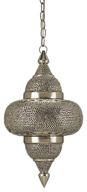 Currey and Company Tangiers Pendant mediterranean-pendant-lighting