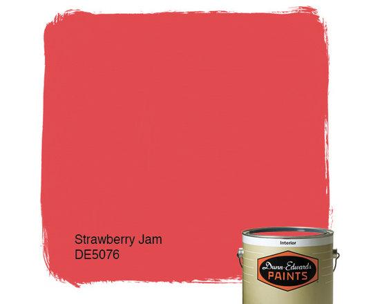 Dunn-Edwards Paints Strawberry Jam DE5076 -
