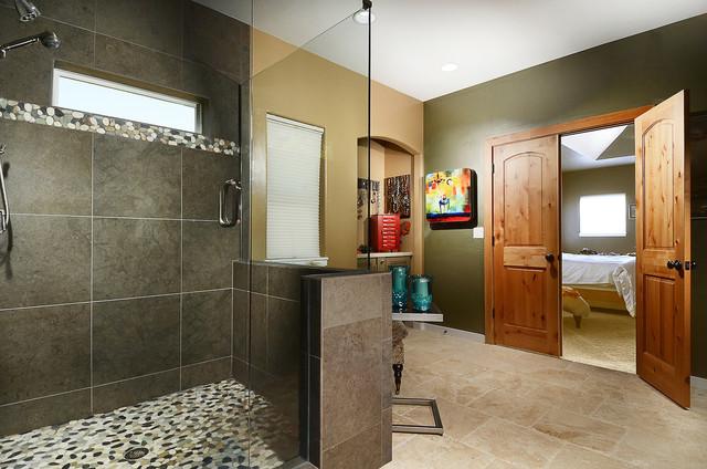 Block eclectic-bathroom