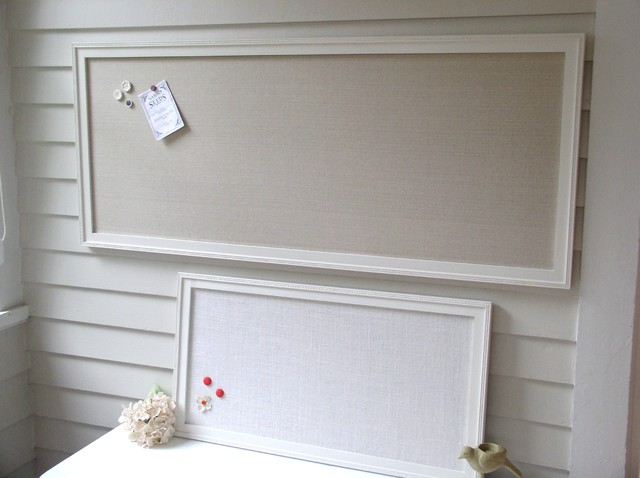 Handcrafted Fabric Magnetic Bulletin Boards bulletin-boards-and-chalkboards