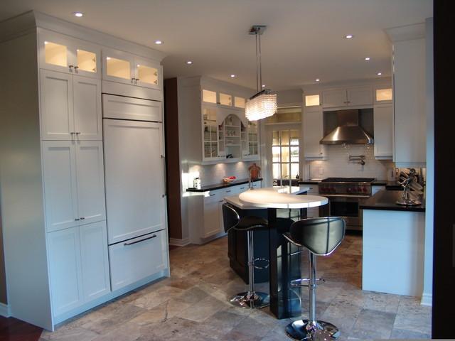 Comfort kitchen Toronto transitional-kitchen