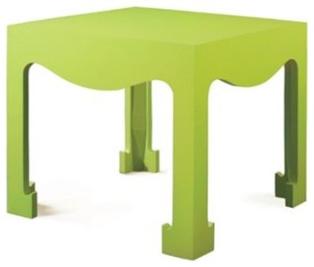 Jacqui Side Table Tea Table by Bungalow 5 eclectic-side-tables-and-end-tables