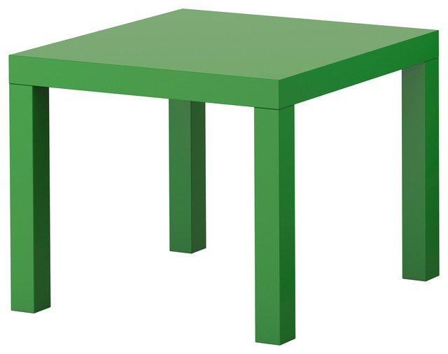 Lack side table green scandinavian side tables and for Ikea green side table