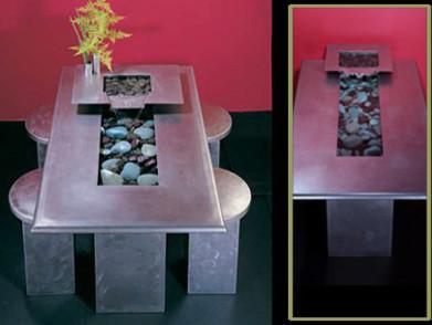 Indoor Custom Water Features indoor-fountains