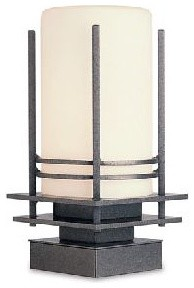 Pier Mount Only for Outdoor Post Lights by Hubbardton Forge contemporary-outdoor-lighting