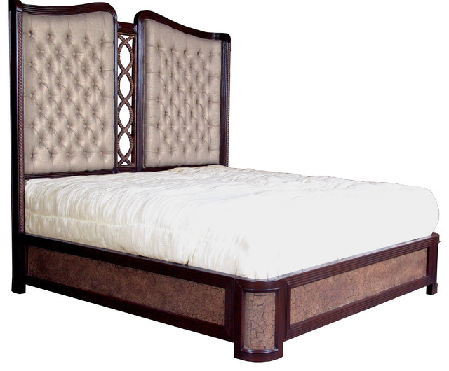 Reed & Rope Bed eclectic-beds