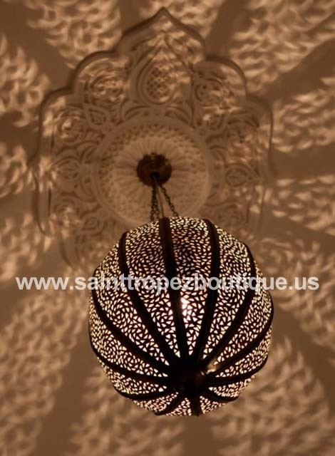 Moorish Kitchen Pendant Light mediterranean pendant lighting
