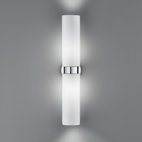Tubular wall lights
