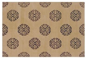 Mandala Rug eclectic-rugs