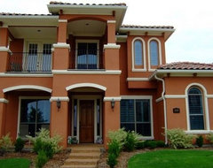 Help Exterior Terracotta And Trim Paint Color Ideas To Bring This Old Adobe Stucco Home Back To