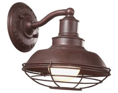 Circa 1910 Outdoor Wall Lantern by Troy Lighting modern-outdoor-lighting