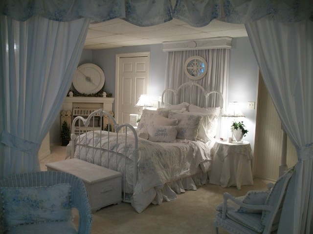 Downstairs Master Suite traditional bedroom