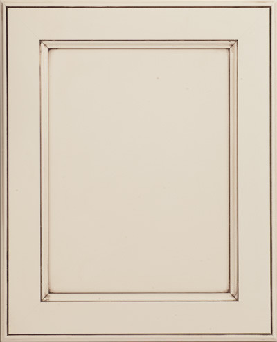 Jamesburg door style - Fieldstone Cabinetry traditional kitchen cabinets