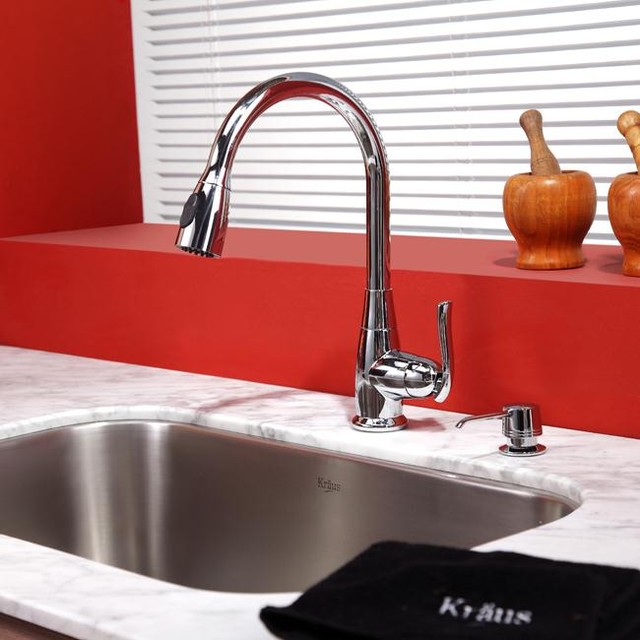 All Products / Kitchen / Kitchen Sinks and Faucets / Kitchen Faucets
