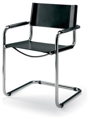 Mart Stam Cantilever Armchair modern-dining-chairs