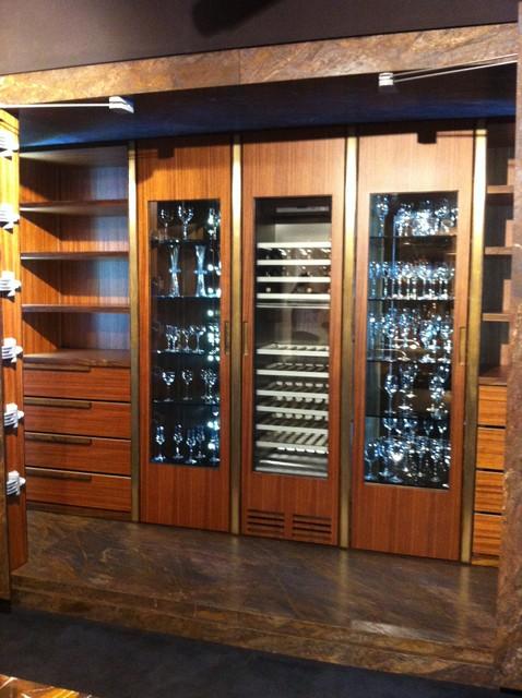 Matteo Gennari contemporary-kitchen-cabinetry