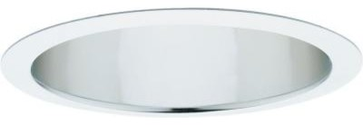 Progress Lighting 8 in. Pro-Optic Clear Alzak Wall Washer Trim P8113-21A contemporary-ceiling-fans