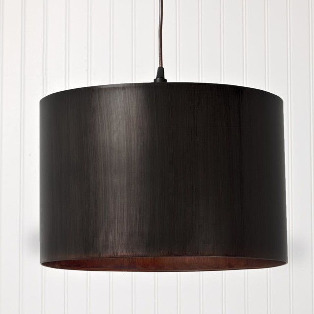 Metal Drum Shade Pendant Light 3 Colors Lamp Shades By Shades Of Light