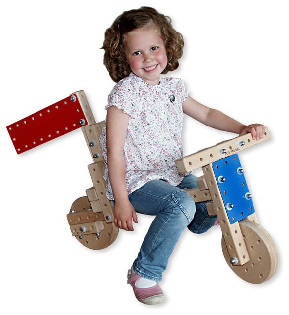 Woodmobiel Starter Kit contemporary-kids-toys