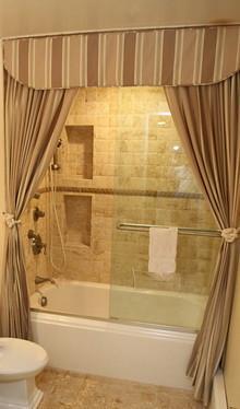 Cabana Bathroom traditional-bathroom