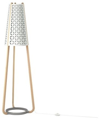 TORNA Floor lamp - modern - floor lamps - by IKEA