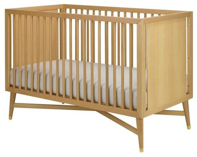 dwellstudio mid century crib modern cribs portland