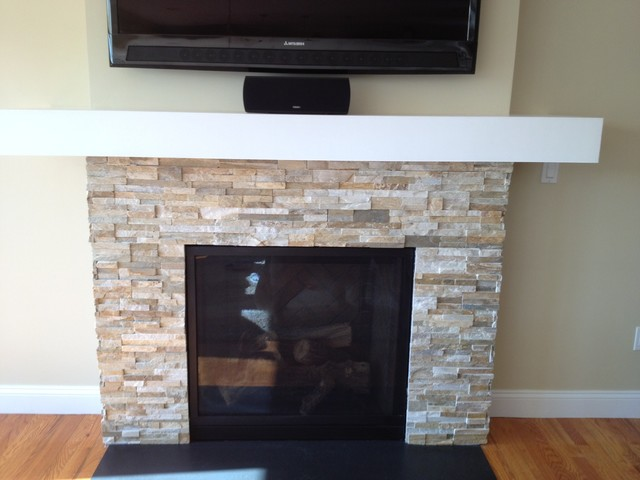 Stewart Project fireplaces