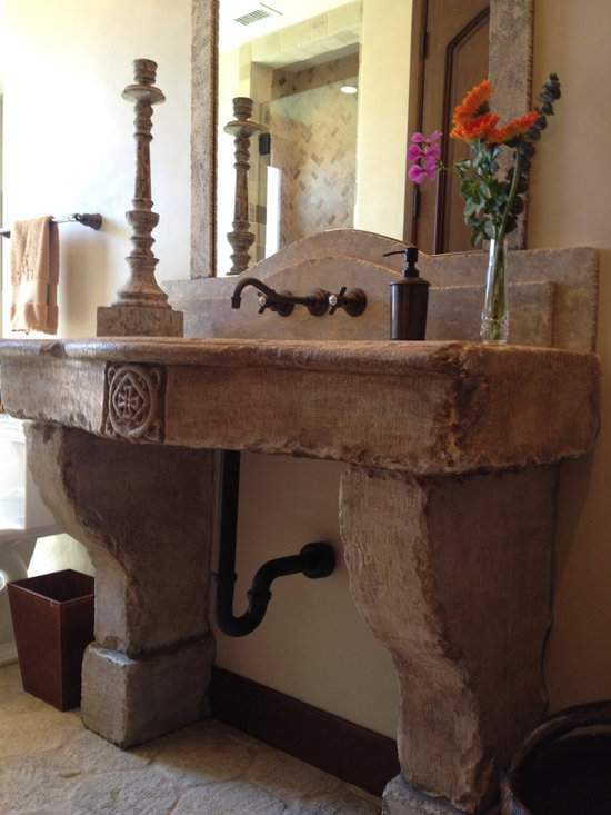Antique Stone Sinks - Neolithic Design offers an array of magnificent hand carved stone sinks which will not disappoint in their exquisite craftsmanship and  one of a kind beauty.
