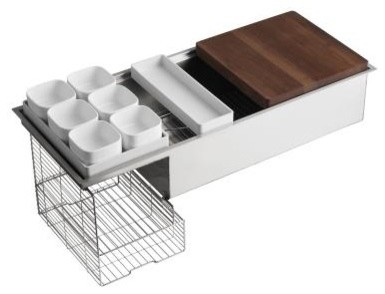 Stages kitchen sink contemporary-kitchen-sinks