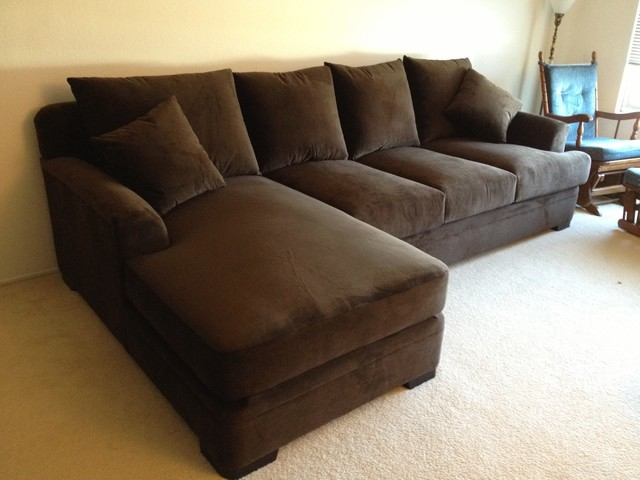 MONICA STYLE FY EXTRA DEEP AND PLUSH Sectional
