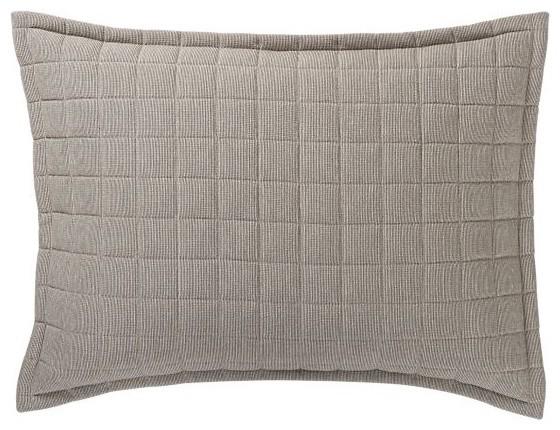 Albyn Standard Pillow Sham modern-pillowcases-and-shams
