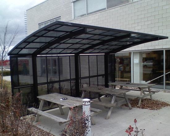 Clipeo shelters - Clipeo Shelter Clipeo Shelter