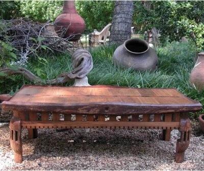 California Coffee Table modern-coffee-tables